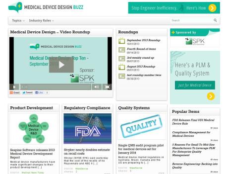 Medical Device Design Buzz