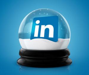 LinkedIn Snowglobe
