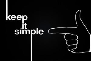 3 Ways to Simplify Your Marketing